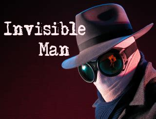 If i was invisible essay